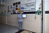 Scopino e o Selo Sindirepa de Sustentabilidade que ajudou a desenvolver;