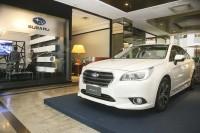 Subaru fez parceria com WTC, em São Paulo