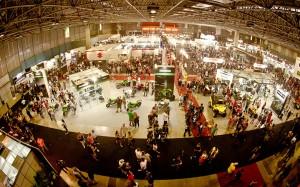 Salão de motos ocupará um dos pavilhões do Riocentro