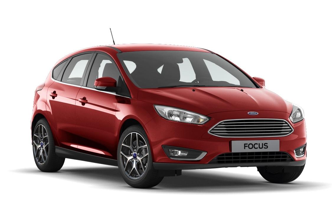 Ford Amplia Cor Do Focus