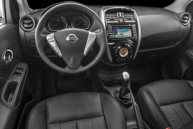 Nissan Novo Versa Agora Feito No Brasil
